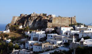 Castle of Chora Kythera