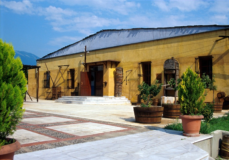 naoussa winery