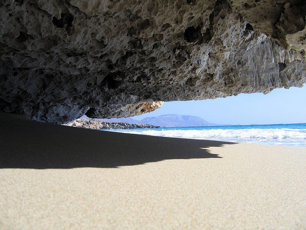 Armathia Beach Kasos