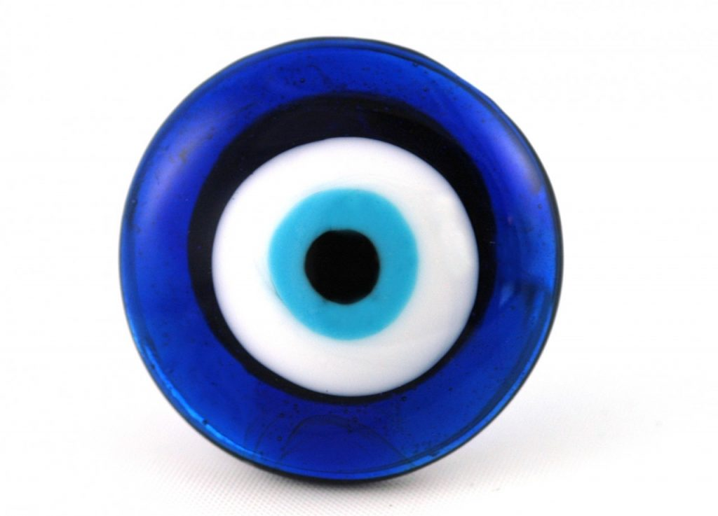 Blue Eye Crystal