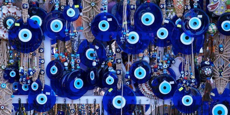 evil eye in Greece