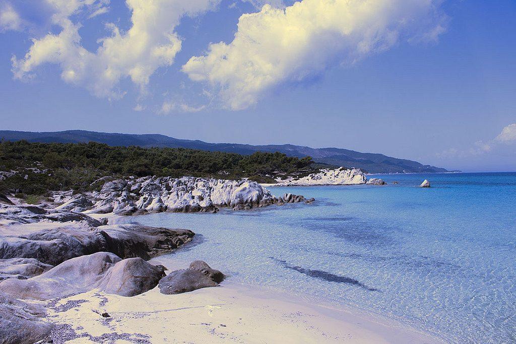 Kavourotripes beach