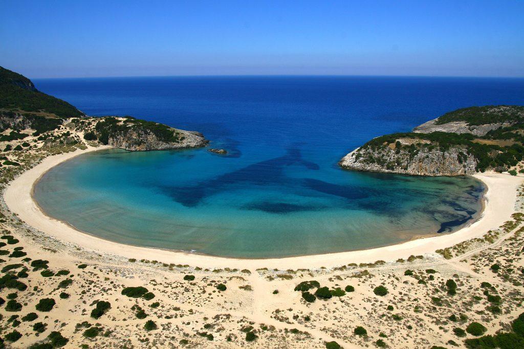 Voidokilia Beach, Messinia