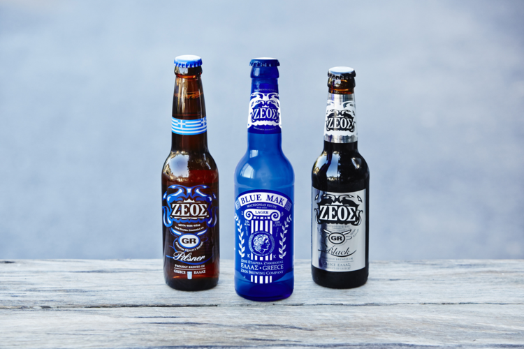 Zeos+Pilsner,+Blue+Mak,+Zeos+Black
