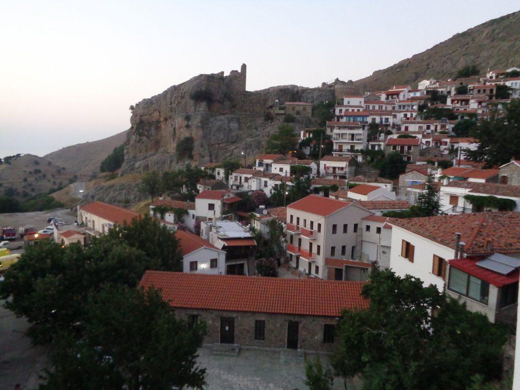 Chora, Samothrace