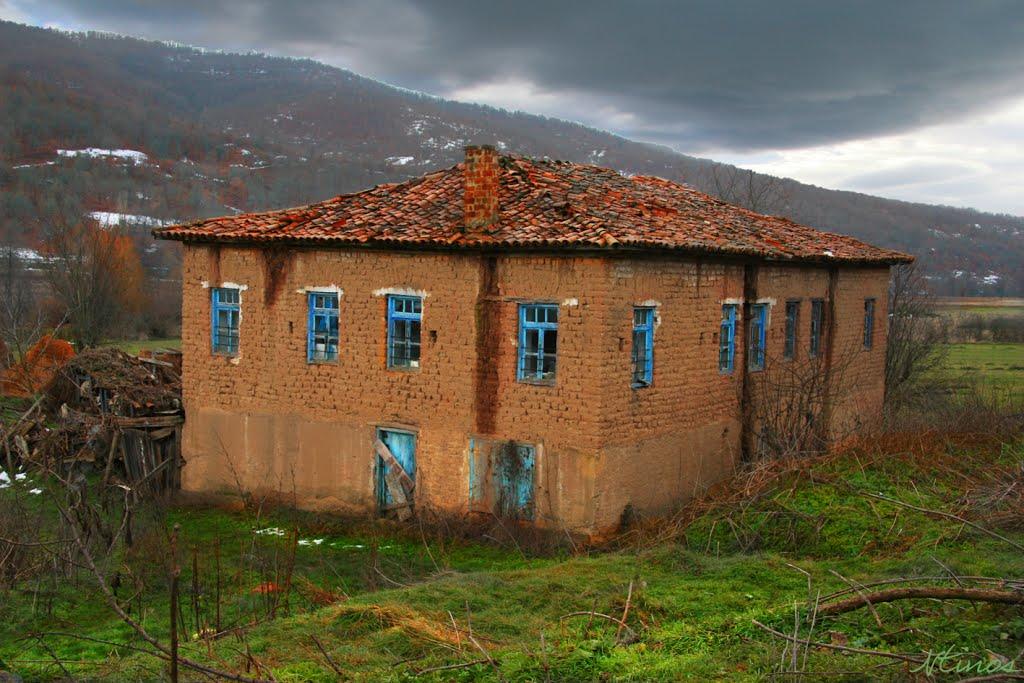Kranionas village