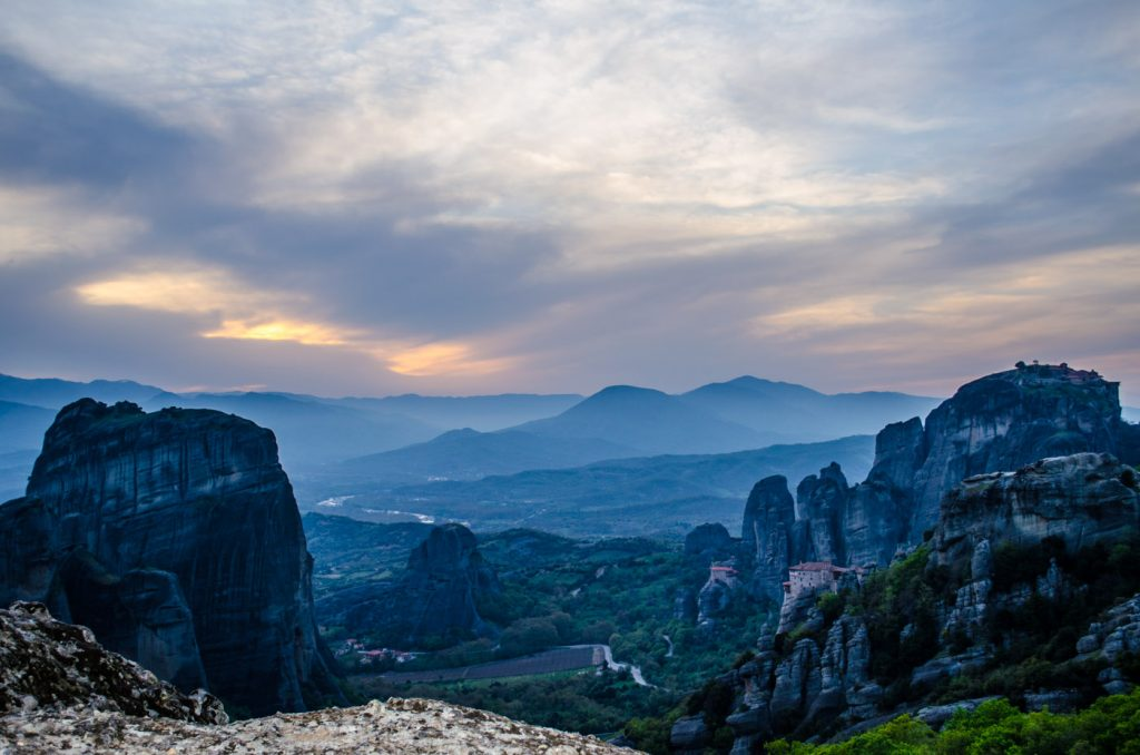 meteora-at-sunset-1