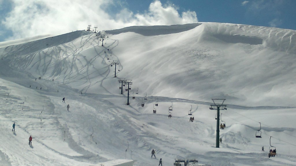 Anilio Ski Center