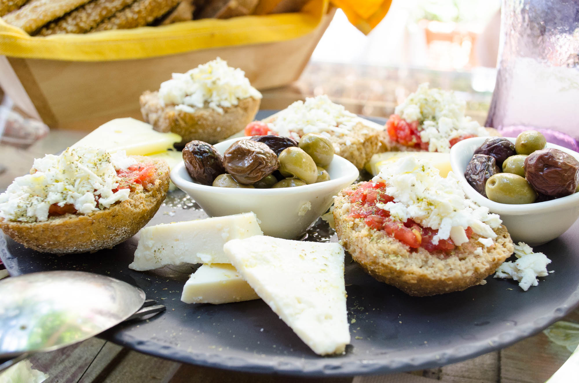 Cretan cuisine and the famous cretan diet for About greek cuisine