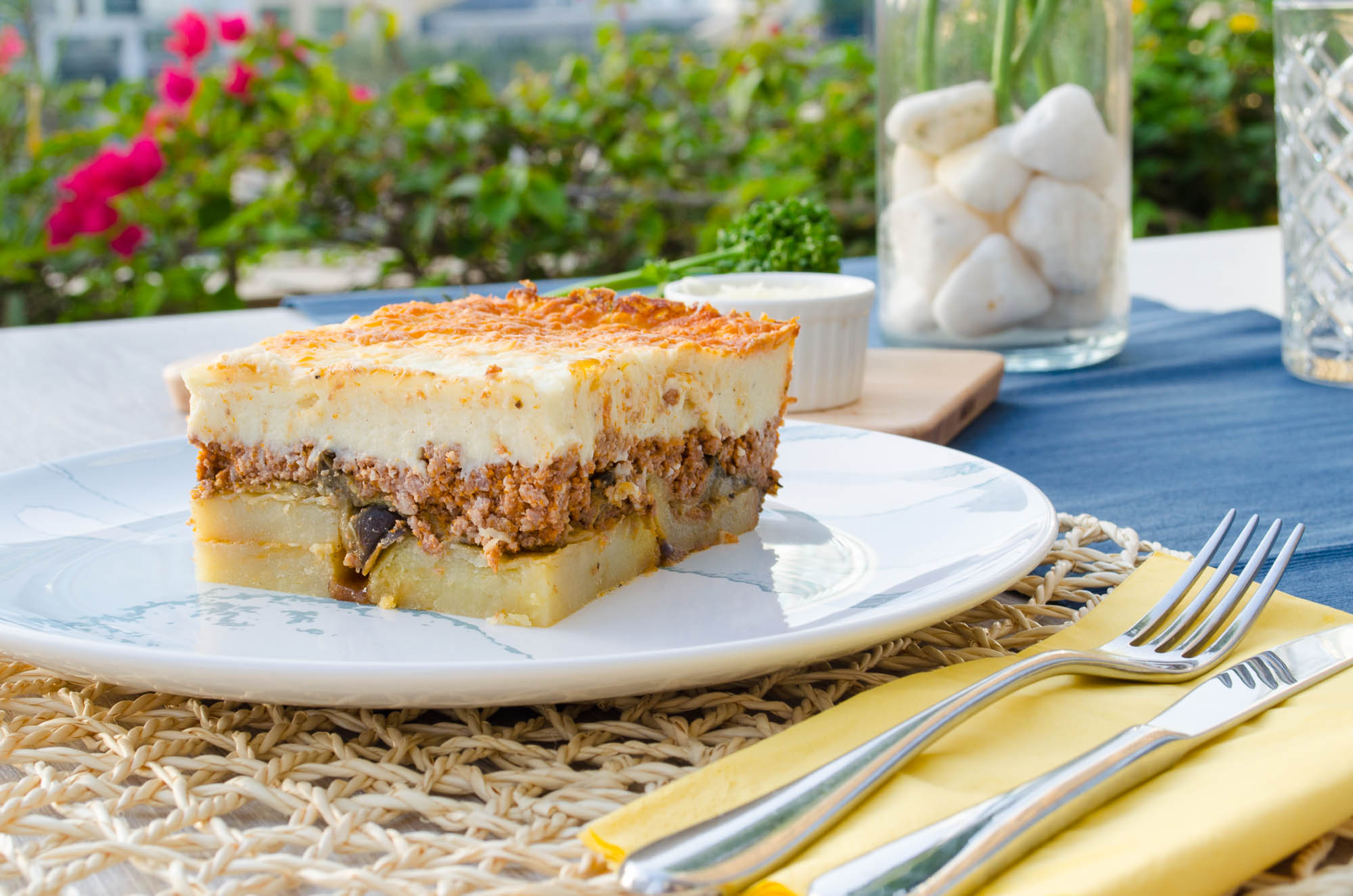 The History Of Moussaka A Delicious Taste Of Greece Flymetothemoontravel Com