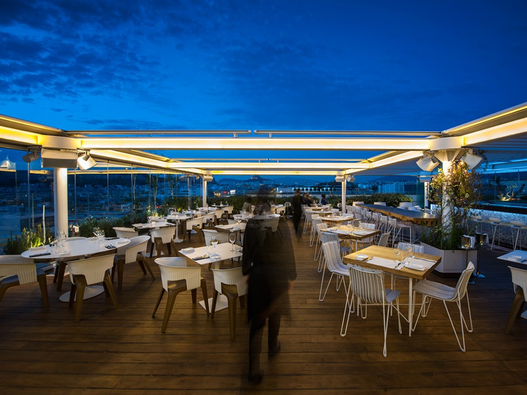 Where To Eat And Drink With A View Of Athens