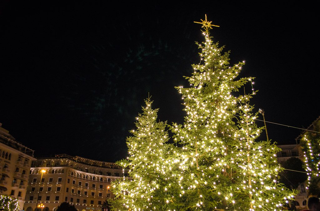 what makes Greek Christmas special